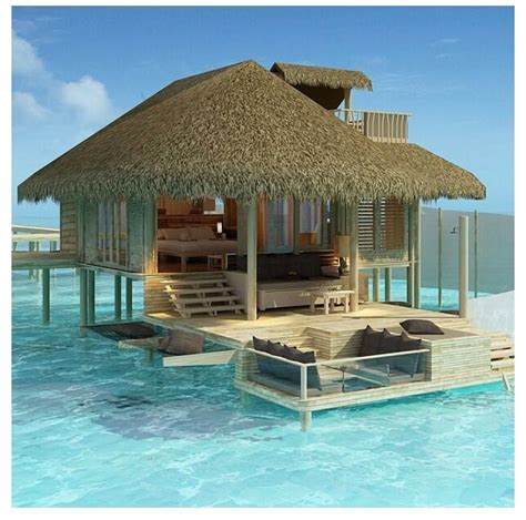 bungalow in the water bungalow on water beautiful houses the