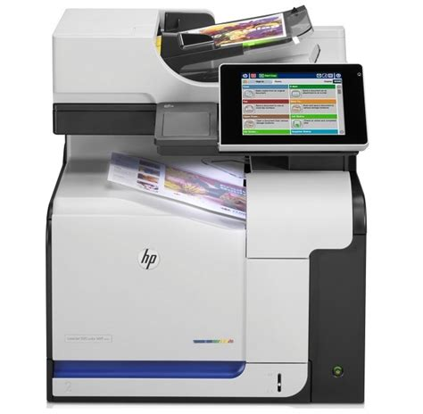 hp laserjet 500 color mfp m575 hp laserjet enterprise 500 color m575 impresora