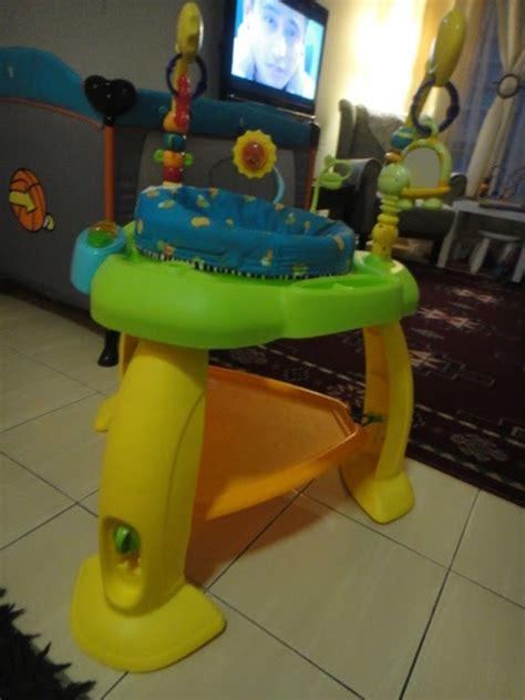 Preloved Jumper Baby Merek Pleu babyorbitz bright starts jumper for sale pre loved