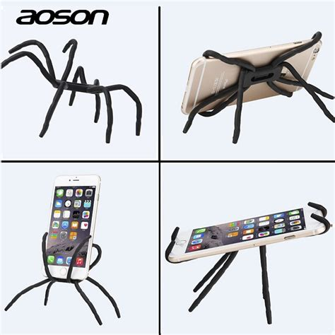 Tripod Spider Holder U Tripod Tongsis 2016 easy spider mobile phone stand holder support