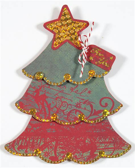 Gift Card Christmas Tree - christmas tree gift card holder