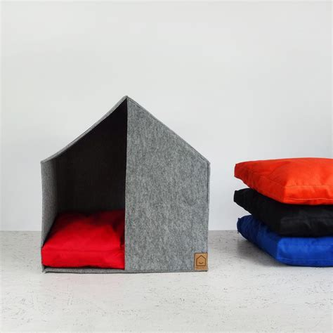 modern dog bed modern dog beds and feeders from hello pets dog milk