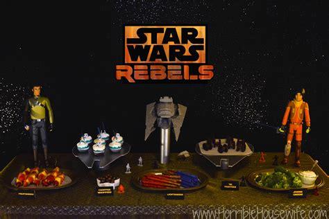 Penguin Light Disney Star Wars Rebels Party Ideas