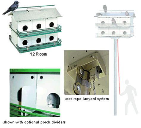 buy purple martin house buy nature house purple martin house safety systems from purplemartinhouse com