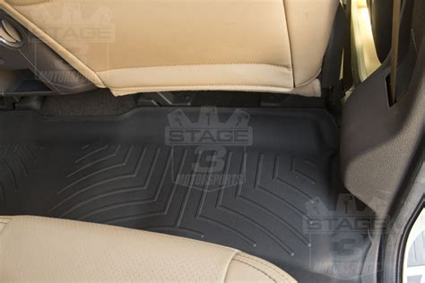 2011 2016 f250 f350 super duty supercrew weathertech digital fit front rear floor mats