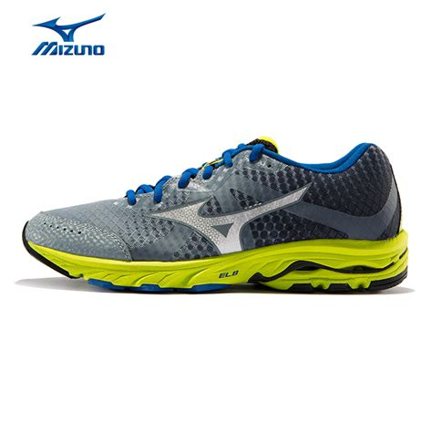 weighted running shoes mizuno wave elevation mesh breathable light weight