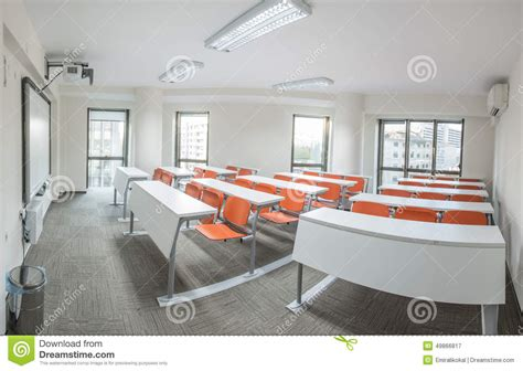 Floor Plans For Classrooms modern classroom stock photo image 49866817