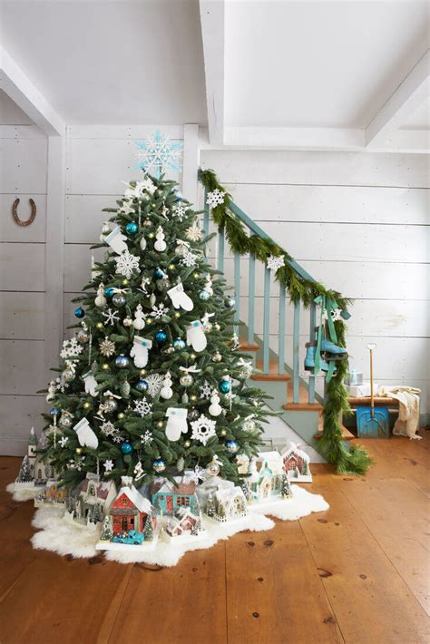 simply decorated christmas trees tree decorating ideas for 2016