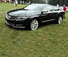 chevrolet caprice specifications information data review