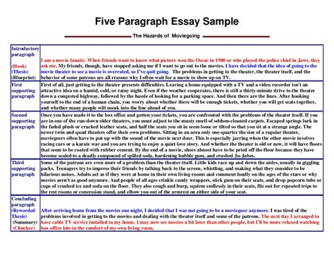 Formulaic Five Paragraph Essays by How To Write A Five Paragraph Essay Outline Writersgroup836 Web Fc2