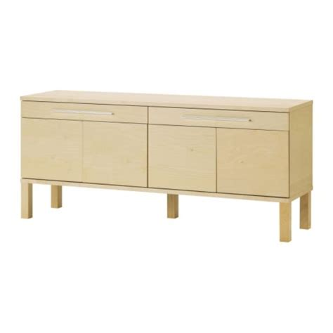 ikea sideboard buffet bjursta sideboard birch veneer ikea