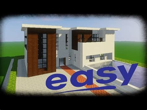 how to build a cool house in minecraft minecraft how to build a cool house easy minecraft project