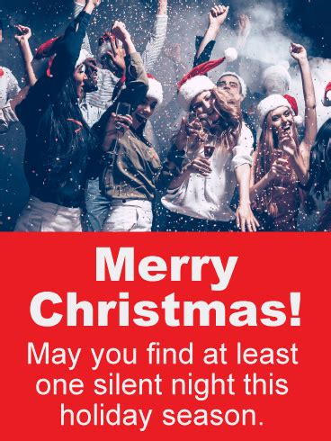 fun exciting funny christmas card birthday greeting cards  davia
