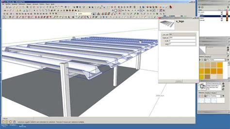 capannone prefabbricato prezzi realizzare un capannone prefabbricato con sketchup