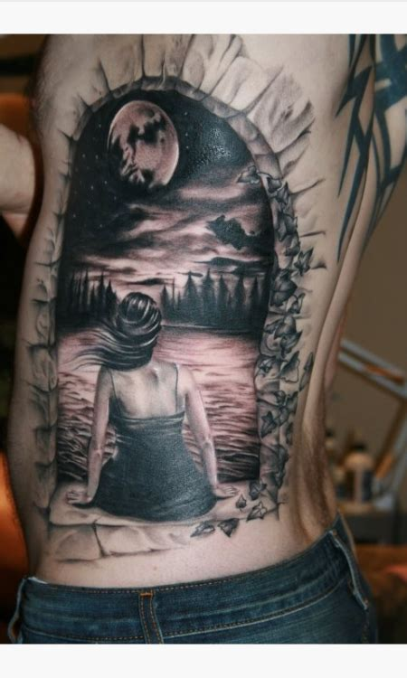 tattoo 3d tumblr 55 unusual and creative 3d tattoos to die for