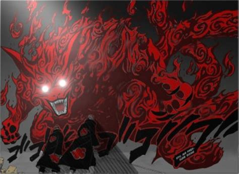 Kaos Anime Tailed Beast nibi le d 233 mon chat a deux queues shippuden