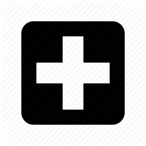 emergency room icon emergency room healthcare hospital medecine cross office icon