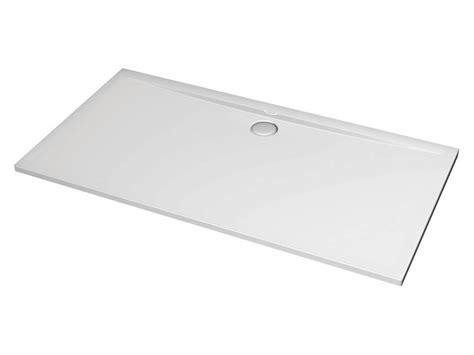 piatto doccia 170x70 piatto doccia rettangolare in acrilico ultra flat 170 x 70