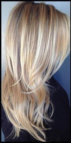 blonde hair with mocha lowlights before and after lowlights for grey coverage and new