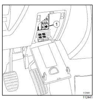 renault clio fuse box heater wiring diagram with description