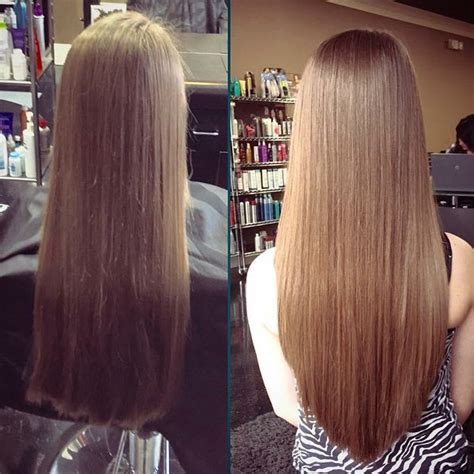 how to cut hair straight across in back more v cut hair pictures