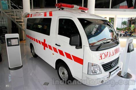 design ace indonesia tata super ace ambulance at the 2014 indonesia