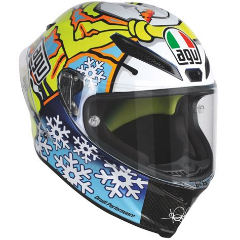Helm Agv Yamaha helm agv pista gp pinlock winter test 2016 limited