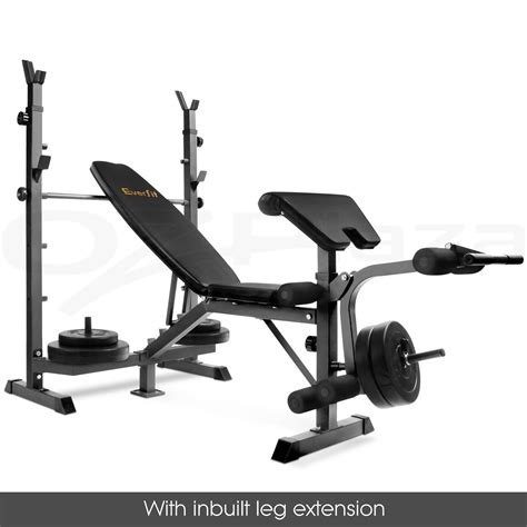 incline barbell bench fitness multi station weight bench press incline barbell