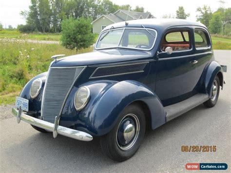 for sale 1937 ford tudor deluxe for sale in canada