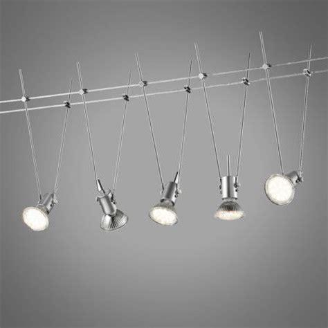 Beleuchtung Seilsystem by Seilsystem Bill 5 Led Moderne Und Elegante Seil