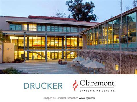 Claremont Drucker Executive Mba by La Canciller 237 A Invita A Los Interesados En Realizar Un Mba