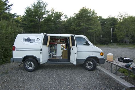 van living the barter van living in a van full time