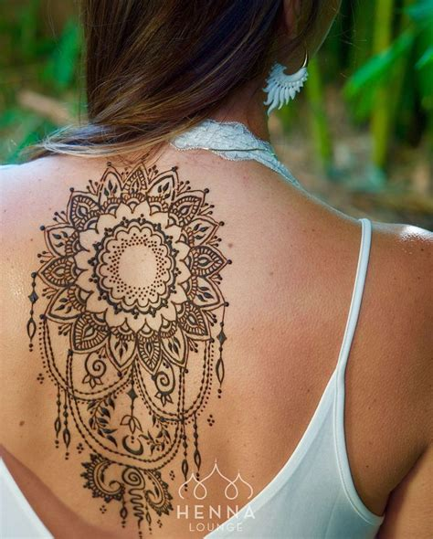 henna tattoo rash treatment best 30 thigh placement images on other moon