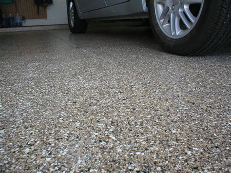 Garage Floor Paint With Flecks 10 Things To Before You Epoxy Your Garage Dust