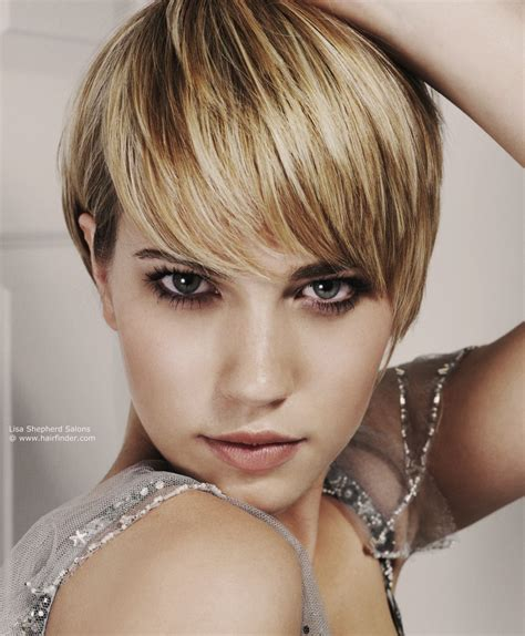 hairstyle com pictures sophisticated and sporty short hairstyle
