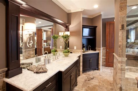 her in bathroom fancy traditional his and hers bathroom decoist