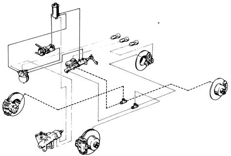 repair anti lock braking 1988 volkswagen type 2 user handbook repair guides hydraulic brake systems basic operating principles autozone com