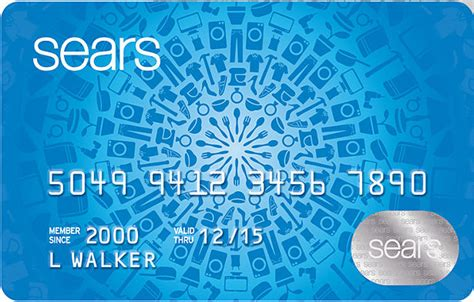 Where Can I Use My Sears Gift Card - sears card 174 credit card insider
