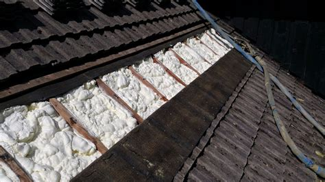 attic ceiling insulation roof insulation experts spray foam services