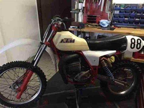 Ktm Motorrad Oldtimer by Ktm Oldtimer Motocross Motorrad Ktm Sx 250 Bj Bestes