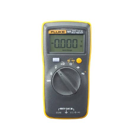 Multimeter Fluke 101 sure electronics webstore fluke 101 portable handheld