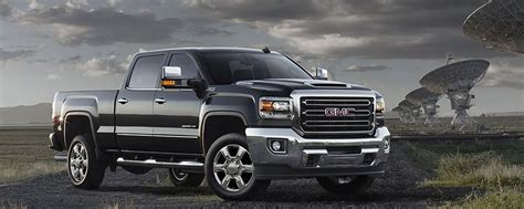 six must accessories for your gmc 2500 hd