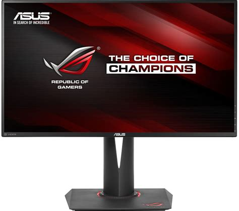 Asus Republic Of Gamers Laptop Hdmi Input buy asus republic of gamers pg279q hd 27 quot led monitor free delivery currys