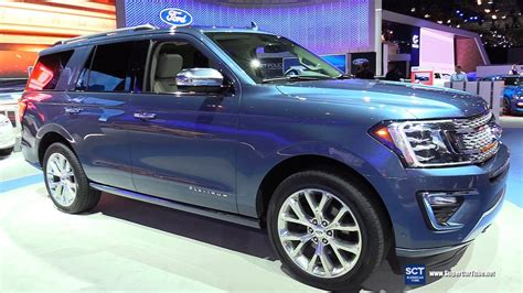 2017 ford expedition platinum interior 2018 ford expedition platinum exterior and interior