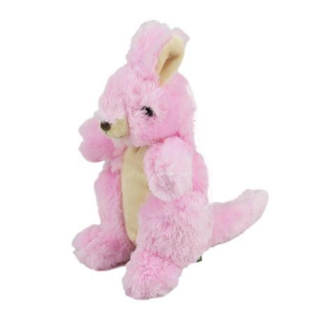Boneka Kangaroo W Baby Pink hug ems pink kangaroo plush 7 quot 17cm republic