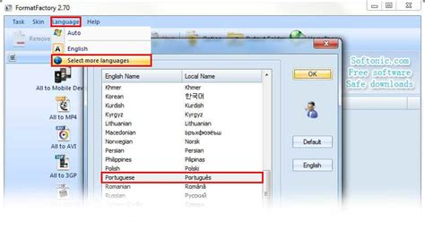 format factory use online format factory download