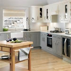wonderful Galley Kitchen With Island Floor Plans #1: kitchen-interior-furniture-modern-l-shaped-layout-for-apartement-kitchen-with-gray-and-white-stained-wooden-cabinet-plus-unpolished-wooden-portable-island-l-shaped-kitchen-layout-with-island.jpg