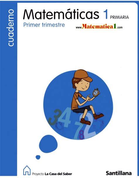 libro santillana de matematicas 6 2016 libro de matem 225 ticas de 1 186 grado santillana nivel primaria