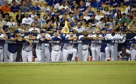 dodgers bench the dodgers bench just got even stronger with the kendrick