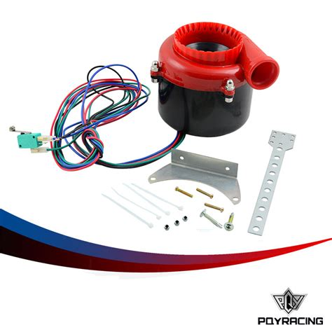 Turbo Sound Electric By Vauto pqy universal electronic turbo car dump valve electronic